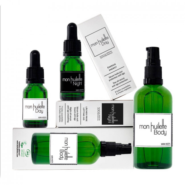 Skincare and bodycare All Mes Huilettes