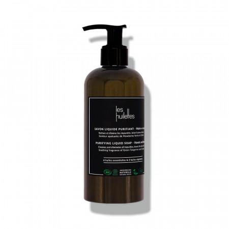 Purifying Liquid Soap - Les Huilettes