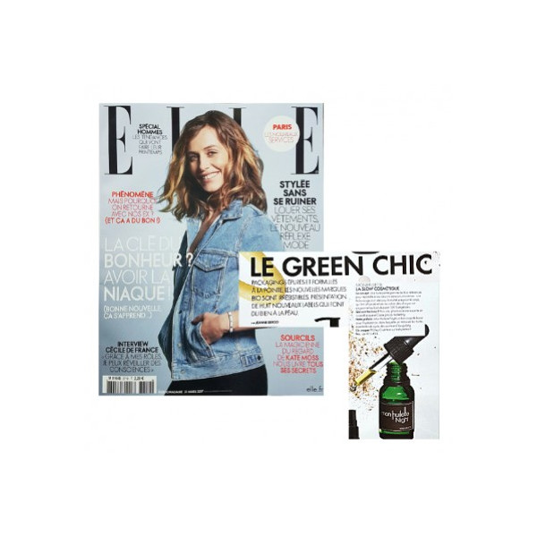 Le green chic