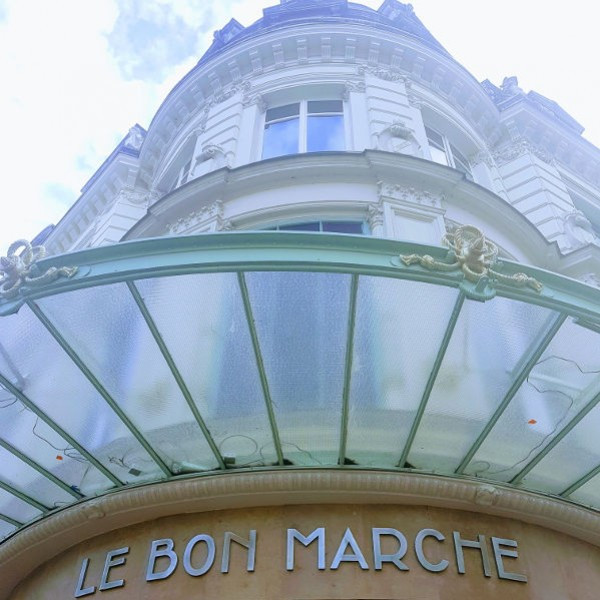 les huilettes at Bon Marché Rive Gauche
