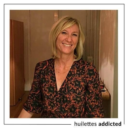 Vanessa, sharing her joie de vivre