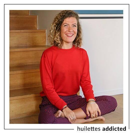 Félicie Dekyvere, Professeure de yoga